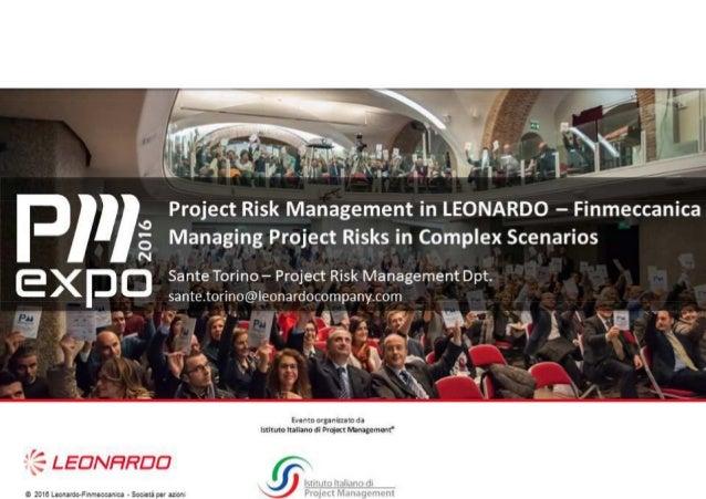 Leonardo - Sante Torino