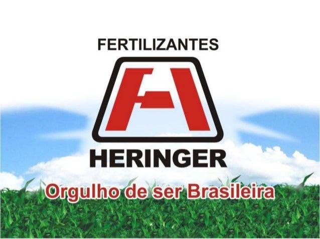  45 anos de experiência no ramo de fertilizantes; Entre as três maiores empresas do setor;  Entregando 5,06 milhões ton...