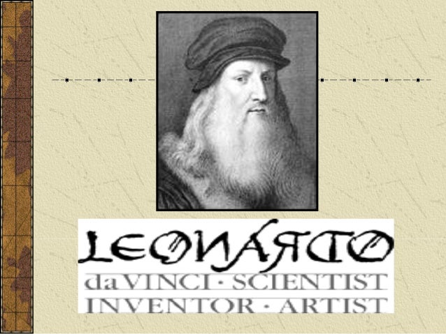 Leonardo da Vinci was born on April 15, 1452 in Vinci, Italy. While growing up Leonardo was fascinated by animals and inse...