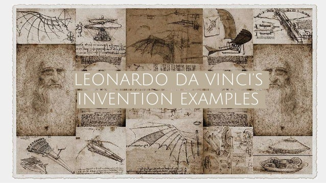Image result for leonardo davinci inventions