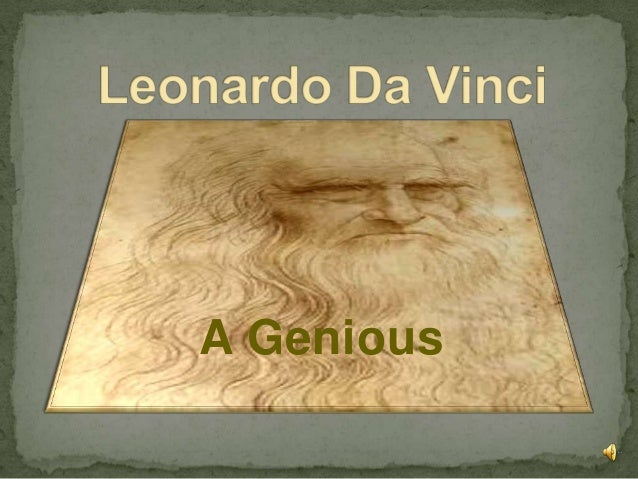 A Genious