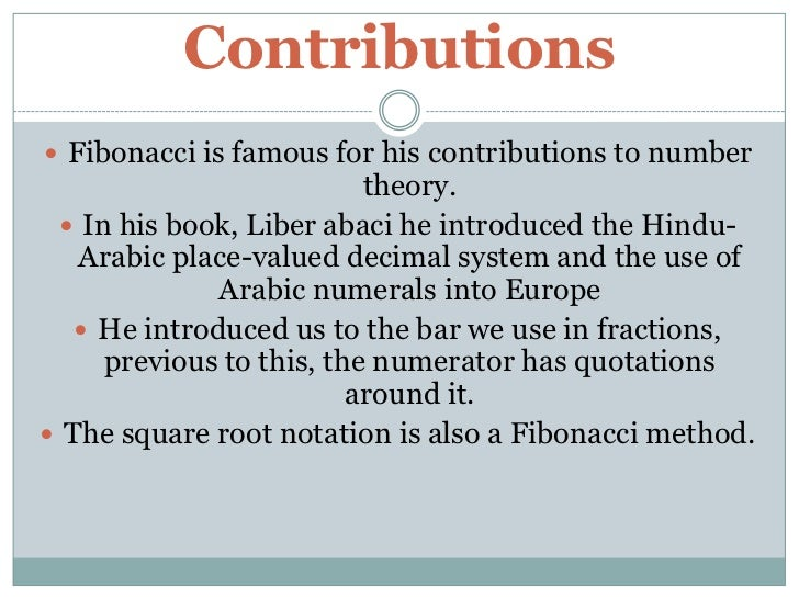 history of math - leonardo bigollo pisano essay Imagined life of an intriguing mathematician (eg, petsinis)  in a moving story of  a mathematical child-genius, young archimedes, aldous huxley=s young.