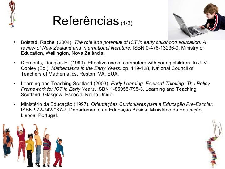 Literature review on the use of ict in education