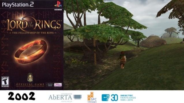 Os Elfos fizeram muitos anéis – Tolkien e videojogos