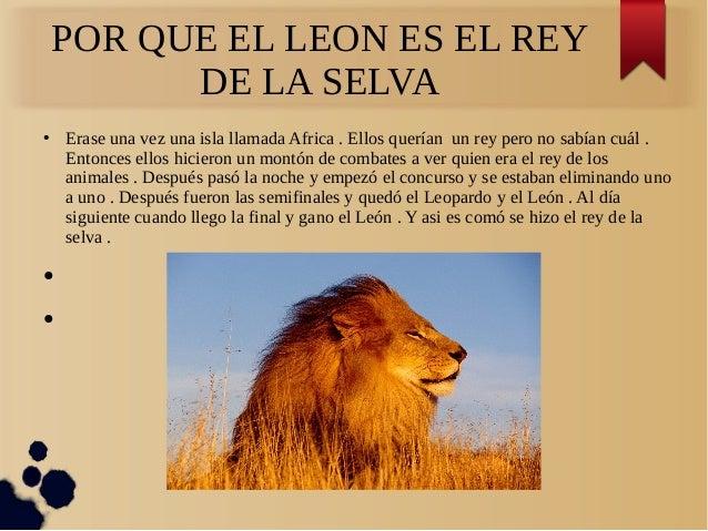 Leones de africa - El rey del tresillo ...
