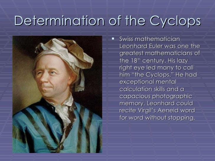 leonhard euler math prodigy of switzerland