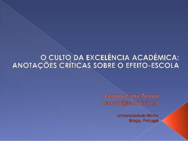 • Matriz cultural da instituição • Sentido de identidade FACTORES SIMBÓLICO- CULTURAIS • Rituais de trabalho • Processos d...