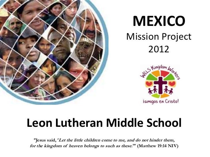 MEXICO                                                Mission Project                                                     ...