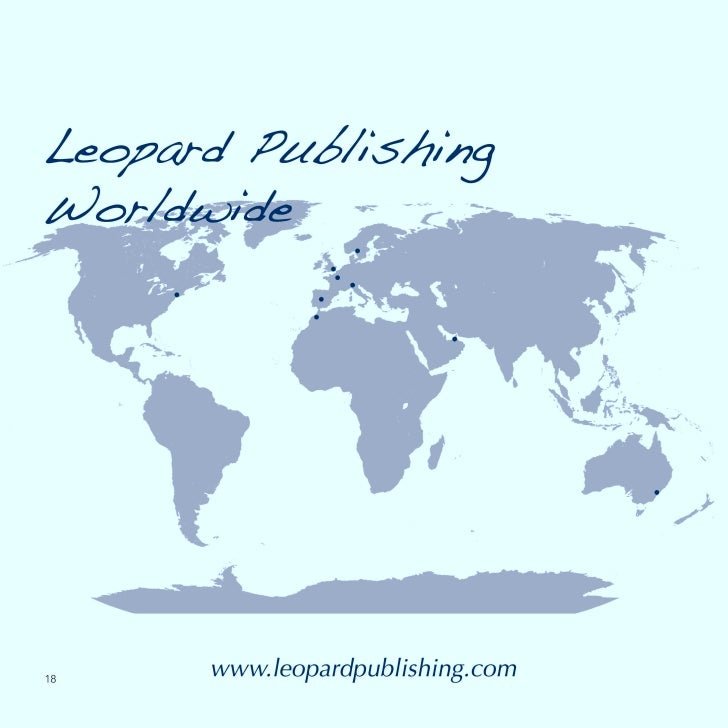 Leopardpublishing 2012