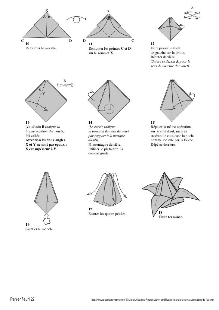 How To Make An Origami Transforming Ball