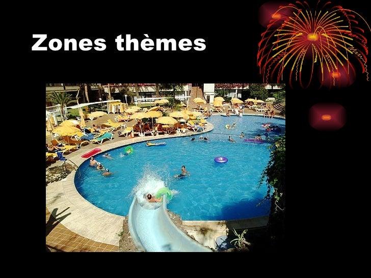 Zones thèmes