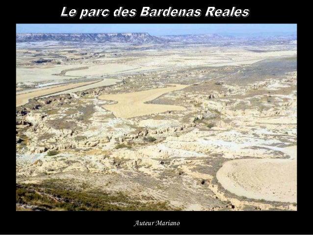 Le parc des bardenas reales Slide 2