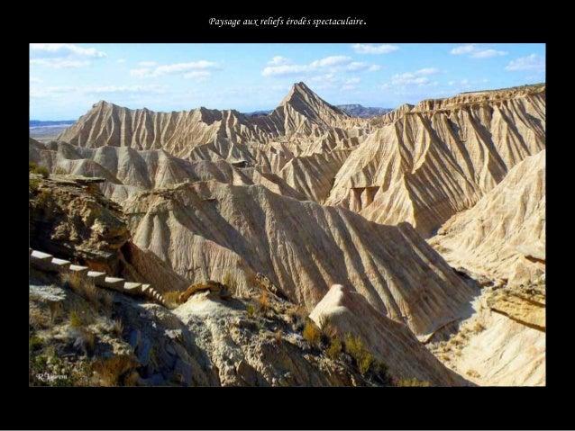 L'Erosion est un architecte extraordinaire ! . .