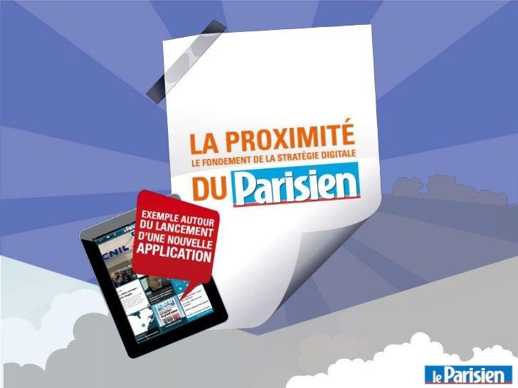 Le Parisien su iPad