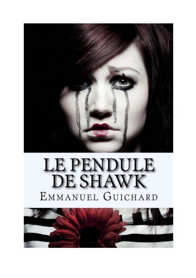 Le Pendule de Shawk Roman Emmanuel Guichard