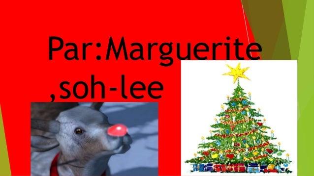 Par:Marguerite ,soh-lee