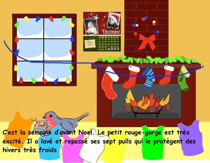 Le Petit Rouge Gorge Slide 3