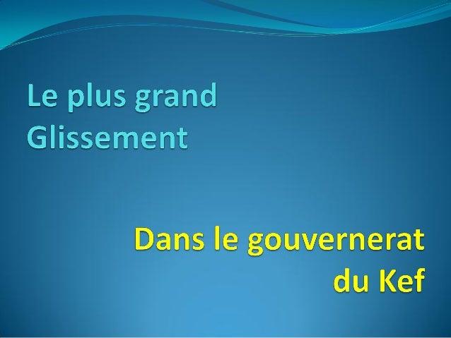 30/11/2015 2 1100m Longueur totale: 1800m & largeur maxale 300m Atelier sur les glissements de terrains des projets routie...