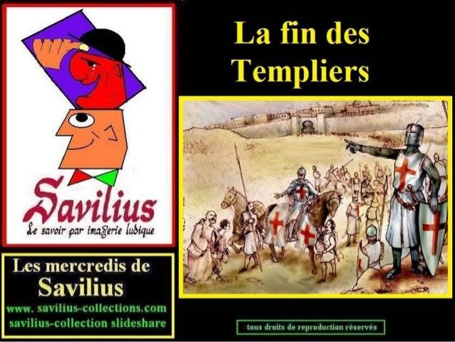 La fin des Templiers