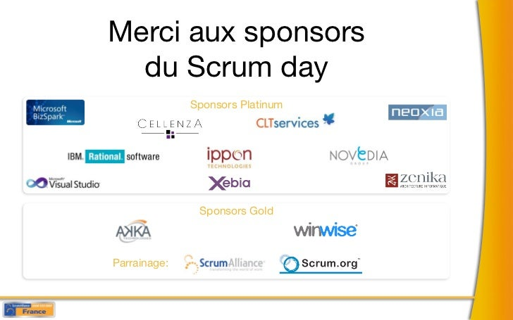 Le Product Owner proxy, Bertrand Dour Slide 2