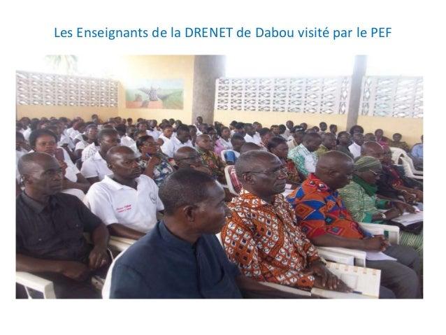 Le Programme Education Financière en images Slide 3