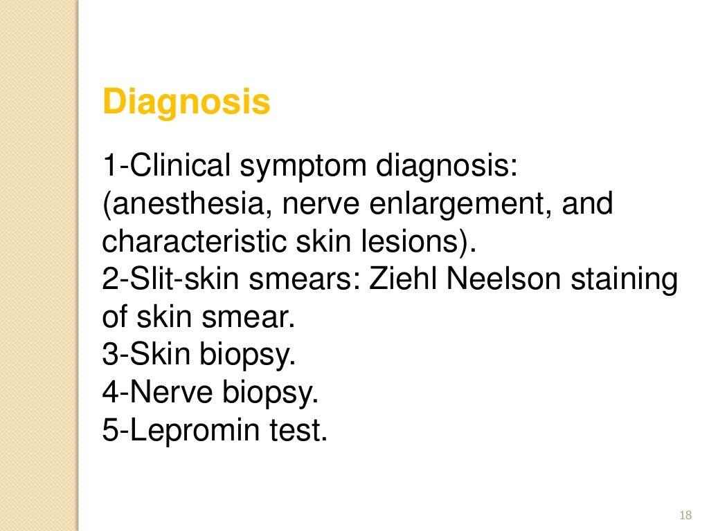Pathophysiology of Leprosy page 18
