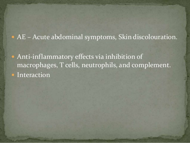  Intolerance to Clofazimine.   30S ribosomal subunit.   100mg/day.   Deposit in tooth enamel and discolor teeth.