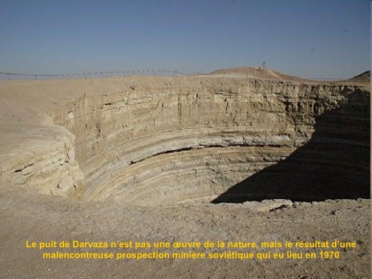 Le Puit De Darvaza Porte De Lenfer (Jb Bc 09 03 29) Slide 3