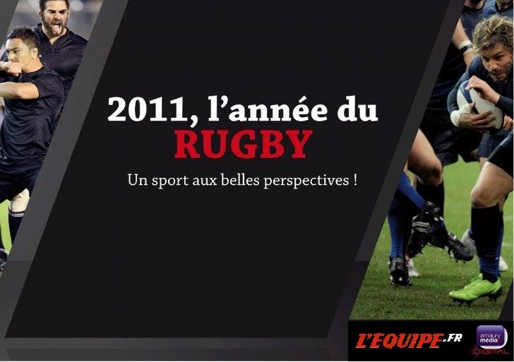 lequipe.fr : Offre Coupe du Monde de Rugby