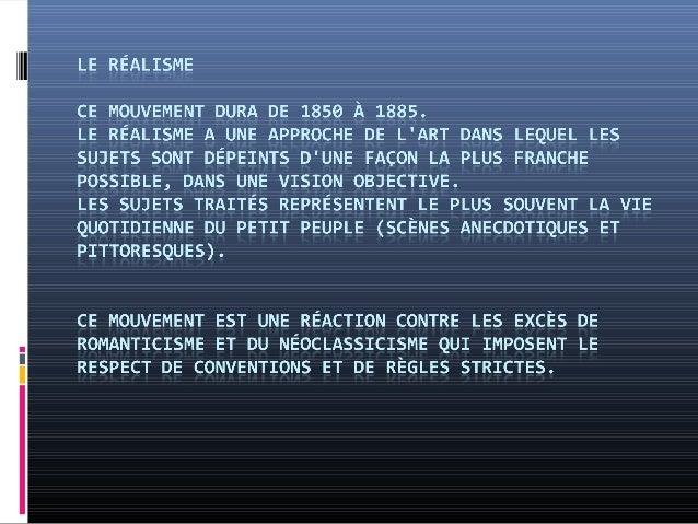""" Champfleury, Du Réalisme, Lettres à madame Sand 1855 """"A l'heure qu'il est, madame, on voit à deux pas de l'Exposition de..."""