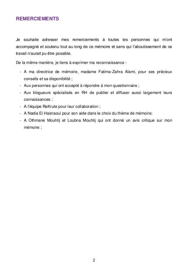 Recrutement 2.0 au Maroc Slide 2