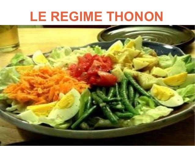 LE REGIME THONON