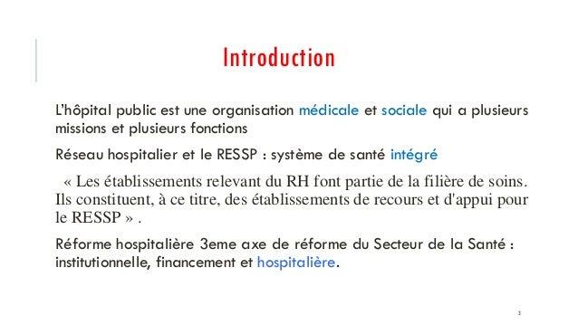 Le reseau hospitalier maroc et rih Slide 3