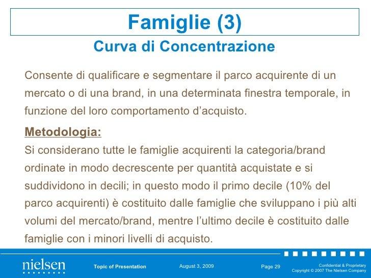 Curva di Concentrazione   Topic of Presentation Page  <ul><ul><ul><li>Metodologia: </li></ul></ul></ul><ul><ul><ul><li>Si ...