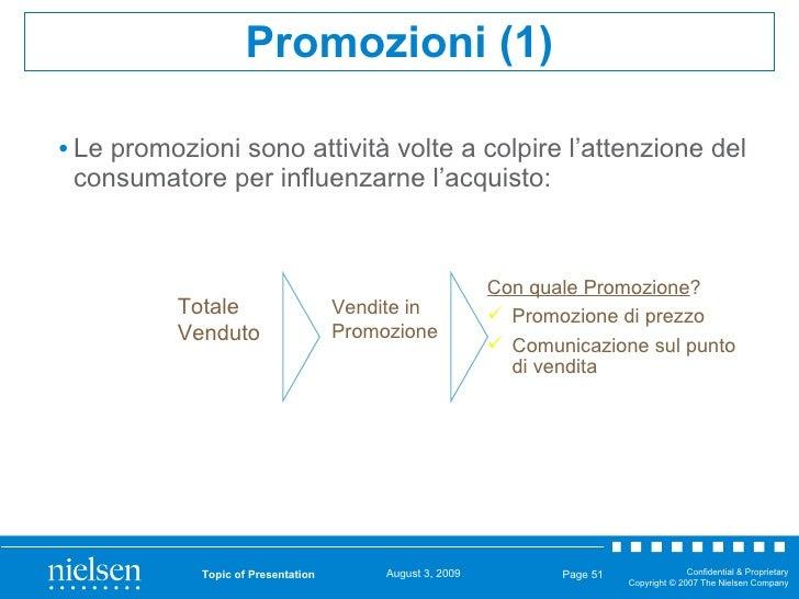 <ul><li>Le promozioni sono attività volte a colpire l'attenzione del consumatore per influenzarne l'acquisto: </li></ul>To...