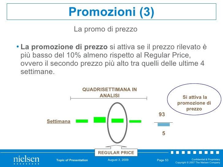 <ul><li>La promozione di prezzo  si attiva se il prezzo rilevato è più basso del 10% almeno rispetto al Regular Price, ovv...