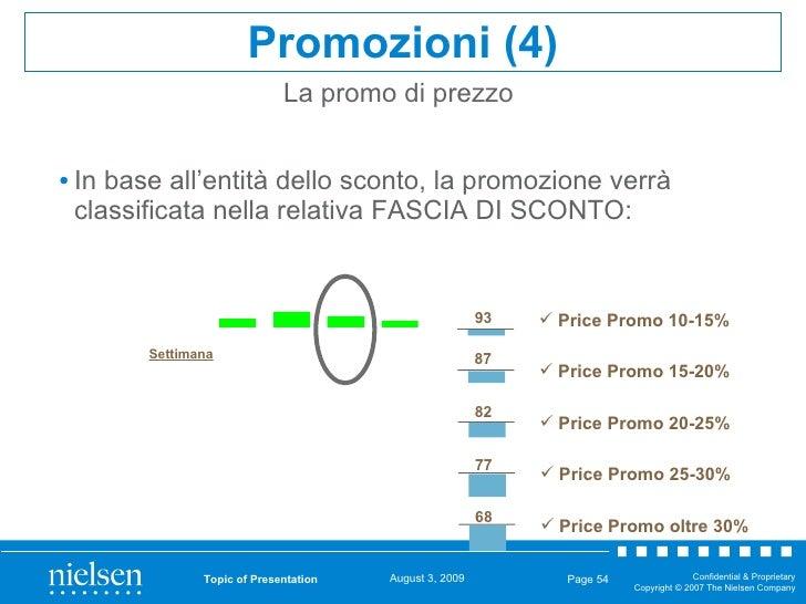 <ul><li>In base all'entità dello sconto, la promozione verrà classificata nella relativa FASCIA DI SCONTO: </li></ul>La pr...