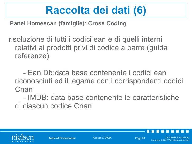 <ul><li>risoluzione di tutti i codici ean e di quelli interni relativi ai prodotti privi di codice a barre (guida referenz...