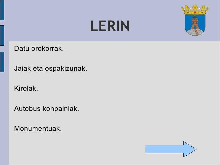 Lerin Slide 2