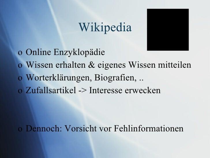 Neue Medien Tools Slide 2