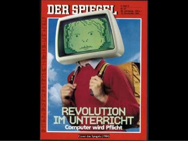 Cover des Spiegels (1984)