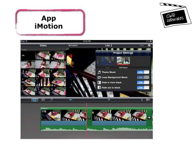 App iMotion