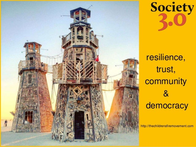 resilience, trust, community & democracy http://thechildrensfiremovement.com