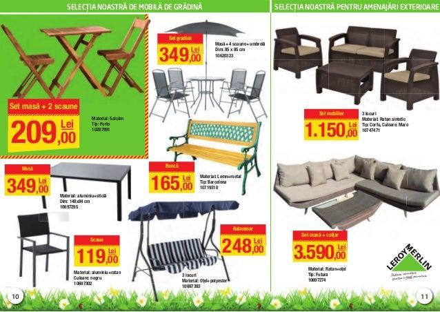 catalog mai leroy merlin. Black Bedroom Furniture Sets. Home Design Ideas