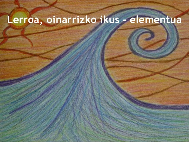 Lerroa, oinarrizko ikus - elementua