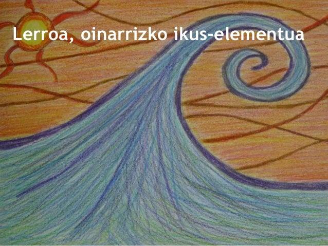 Lerroa, oinarrizko ikus-elementua