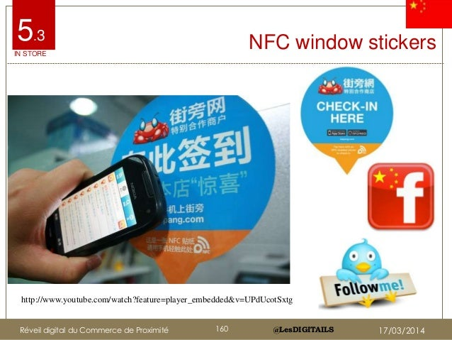 @LesDIGITAILS@LesDIGITAILS NFC window stickers http://www.youtube.com/watch?feature=player_embedded&v=UPdUcotSxtg 5.3 IN S...