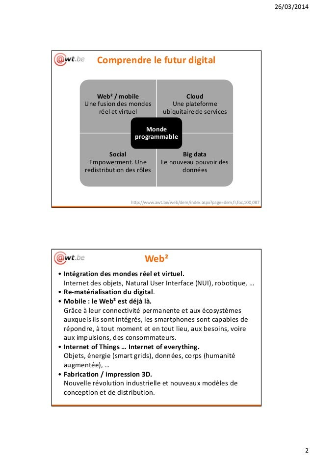 Les défis des services publics Slide 2