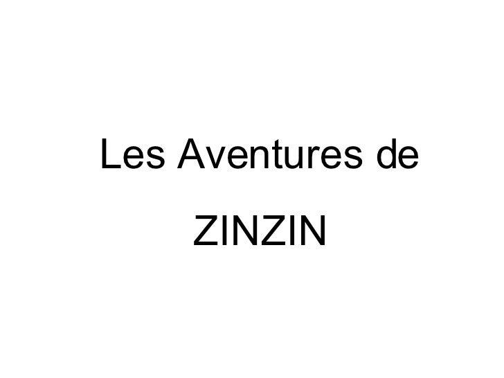 Les Aventures de ZINZIN