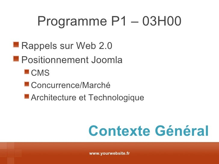 gmaccess pour joomla 1.5